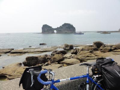 白浜円月島08234