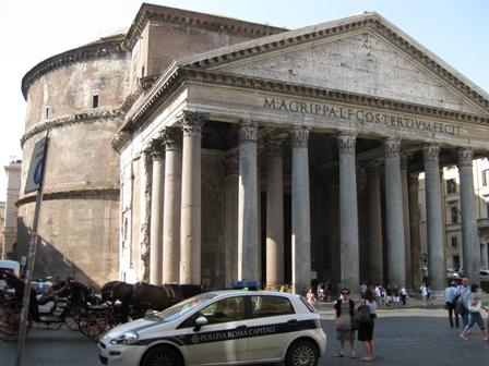 【6日目】ローマのショッピングセンターに行ってみる【ローマ】
