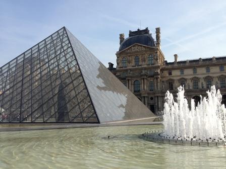 【4日目】ルーブル美術館に裏口などない【パリ】