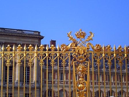 【2日目】ゴージャス宮殿でわらわらする【ベルサイユ】