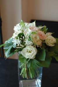 北岡さん花束1