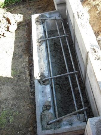 階段下地鉄筋