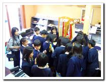 杜の里小学校総合学習