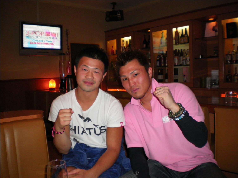 久しぶりに人吉へ!!小谷伸也さんと飲みます(^^)/