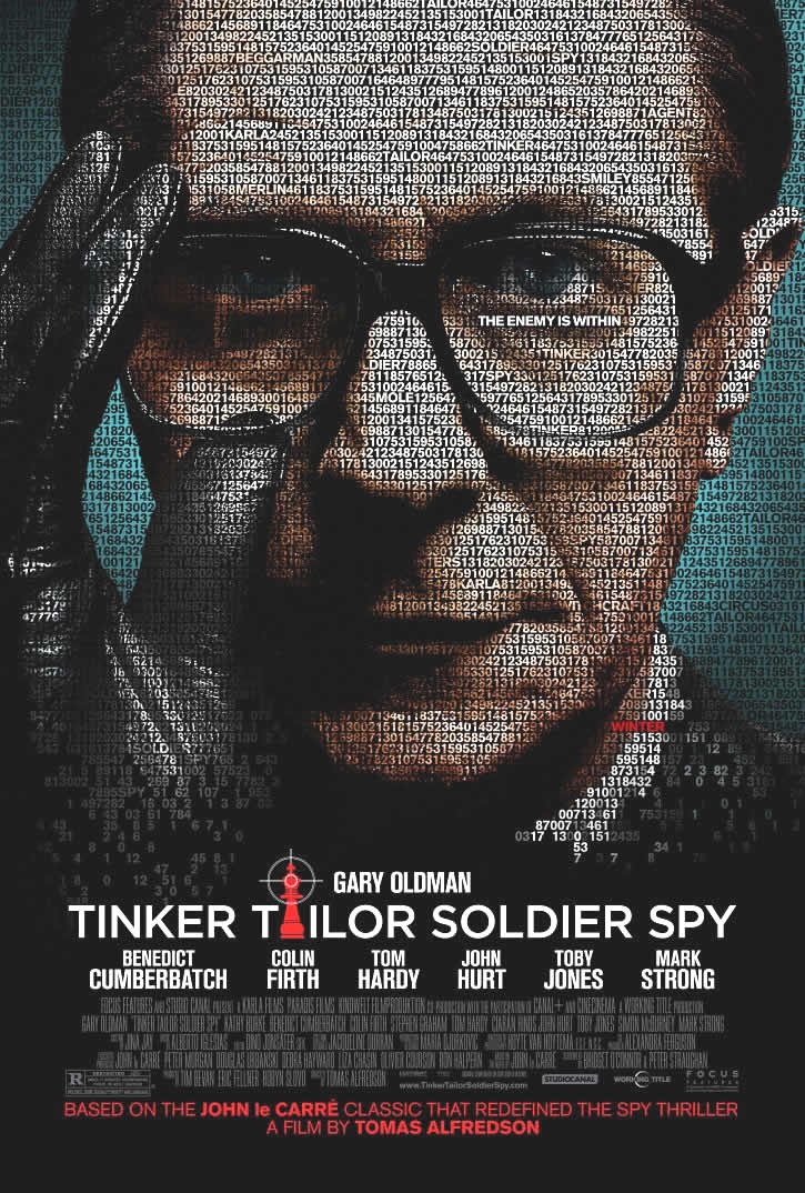 ON AIR#2503 Tinker Tailor Soldier Spy