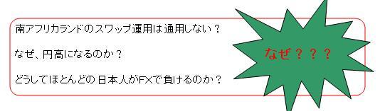 3つの疑問