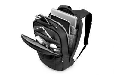 Coated Canvas BackpackBlack05