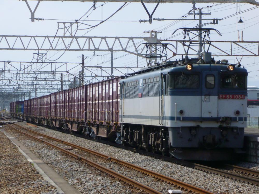 4/29 鉄道撮影記 今日の2082レ