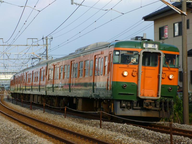 6/29 鉄道mini撮影記 今日の安中貨物....? 「積乱雲が来ましたー」
