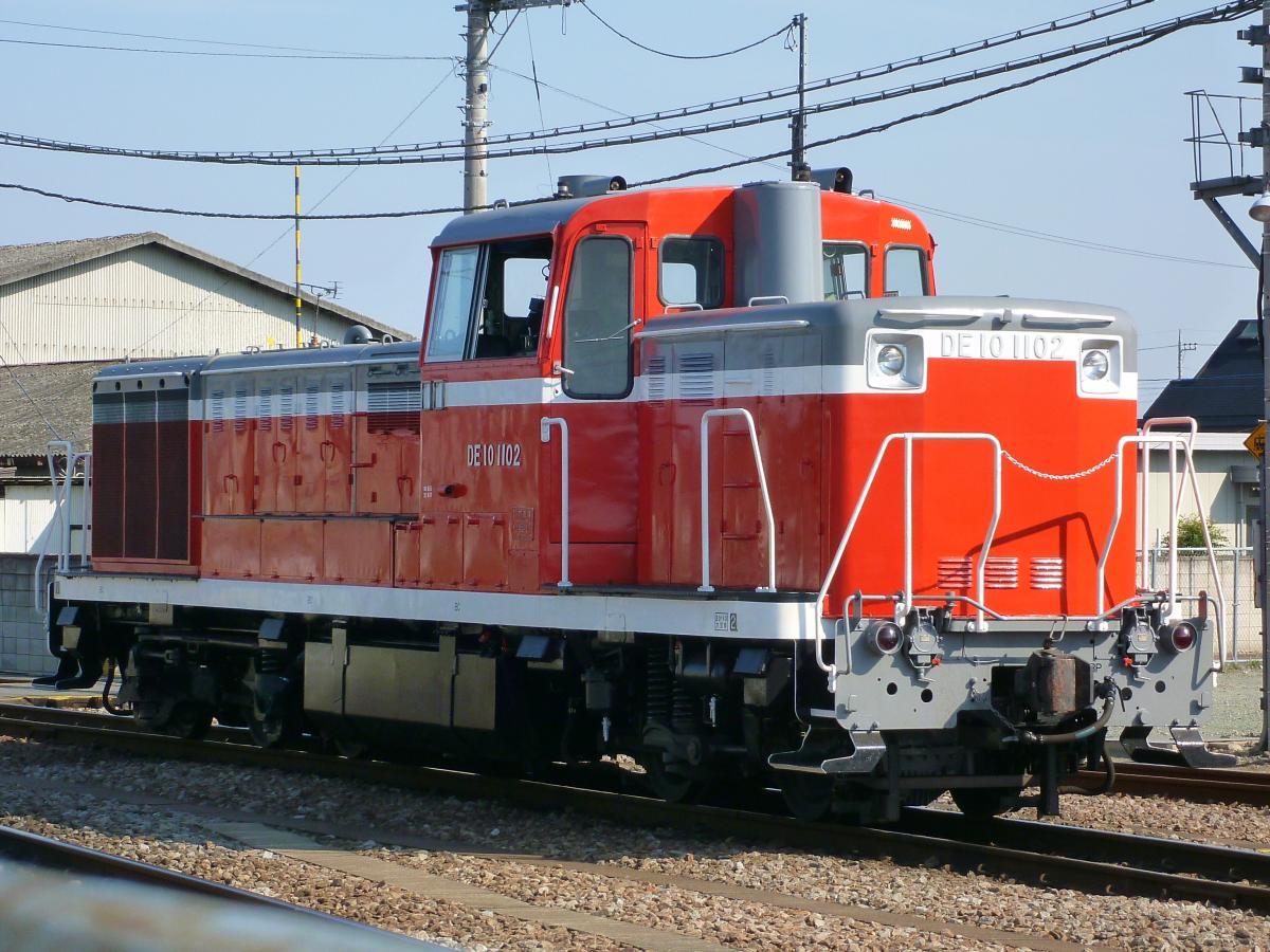 10/28 鉄道撮影記 倉賀野の入れ替えを眺める。