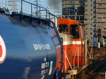 12/30撮影記 高崎線貨物列車3095レ、5775レで撮り納め