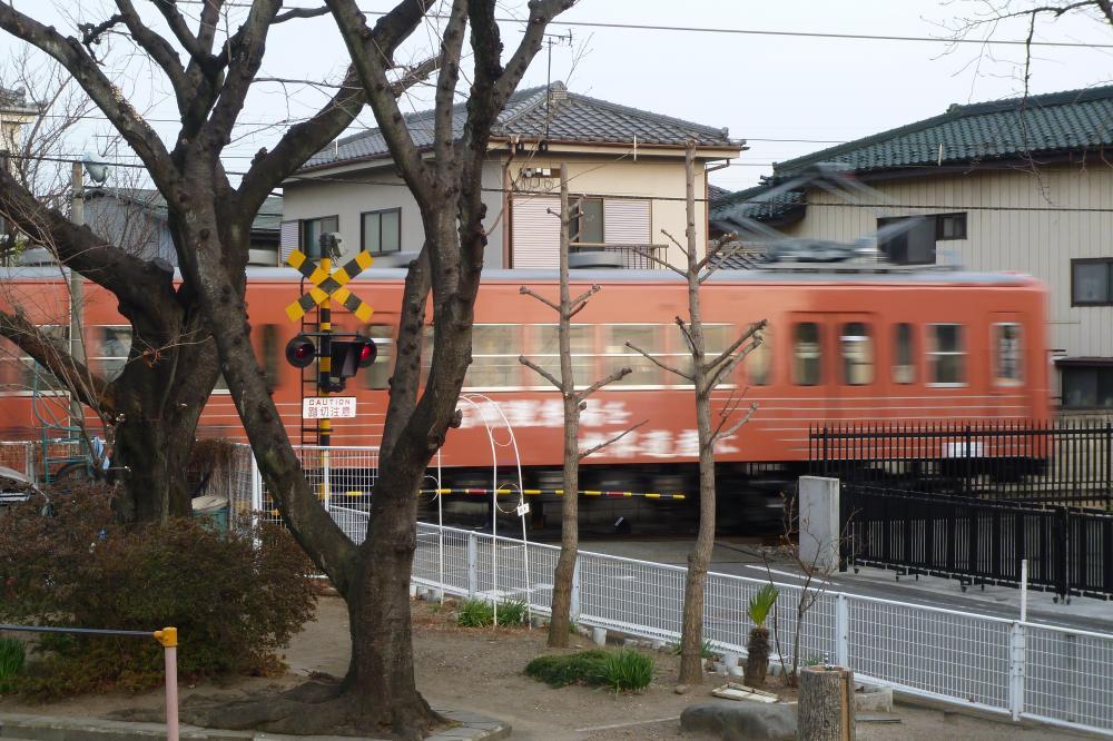 1/5 上信電鉄撮影記 街を駆ける上信電鉄を撮る。