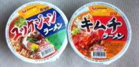 農心 カップ麺日本