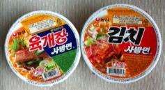 農心 カップ麺韓国
