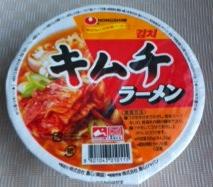 キムチ麺 日本