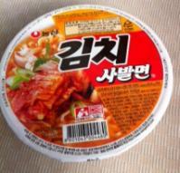 キムチ麺 韓国