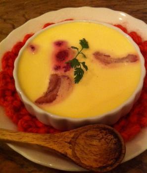 チーズケーキなプリン