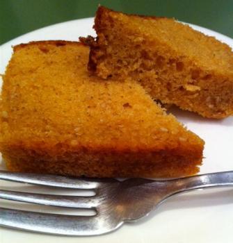 赤だし味噌のパウンドケーキ