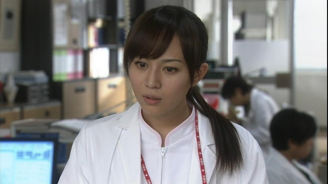 比嘉愛未 女医コスプレ (20110606)キャプ画像(エロ・アイコラ画像)