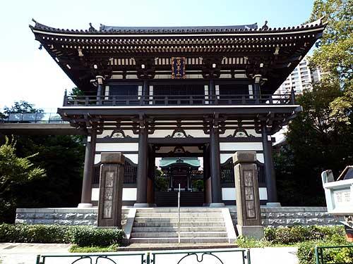 江戸三箇寺