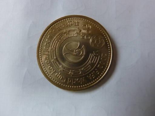日韓コイン3表