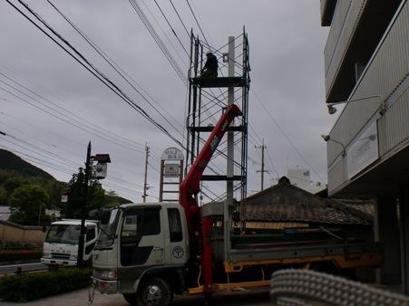 店舗閉鎖に伴う現況復旧工事