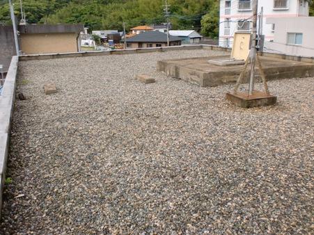某宿舎屋根防水改修~見積り