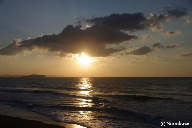 2009/12/31 湘南 茅ヶ崎の海